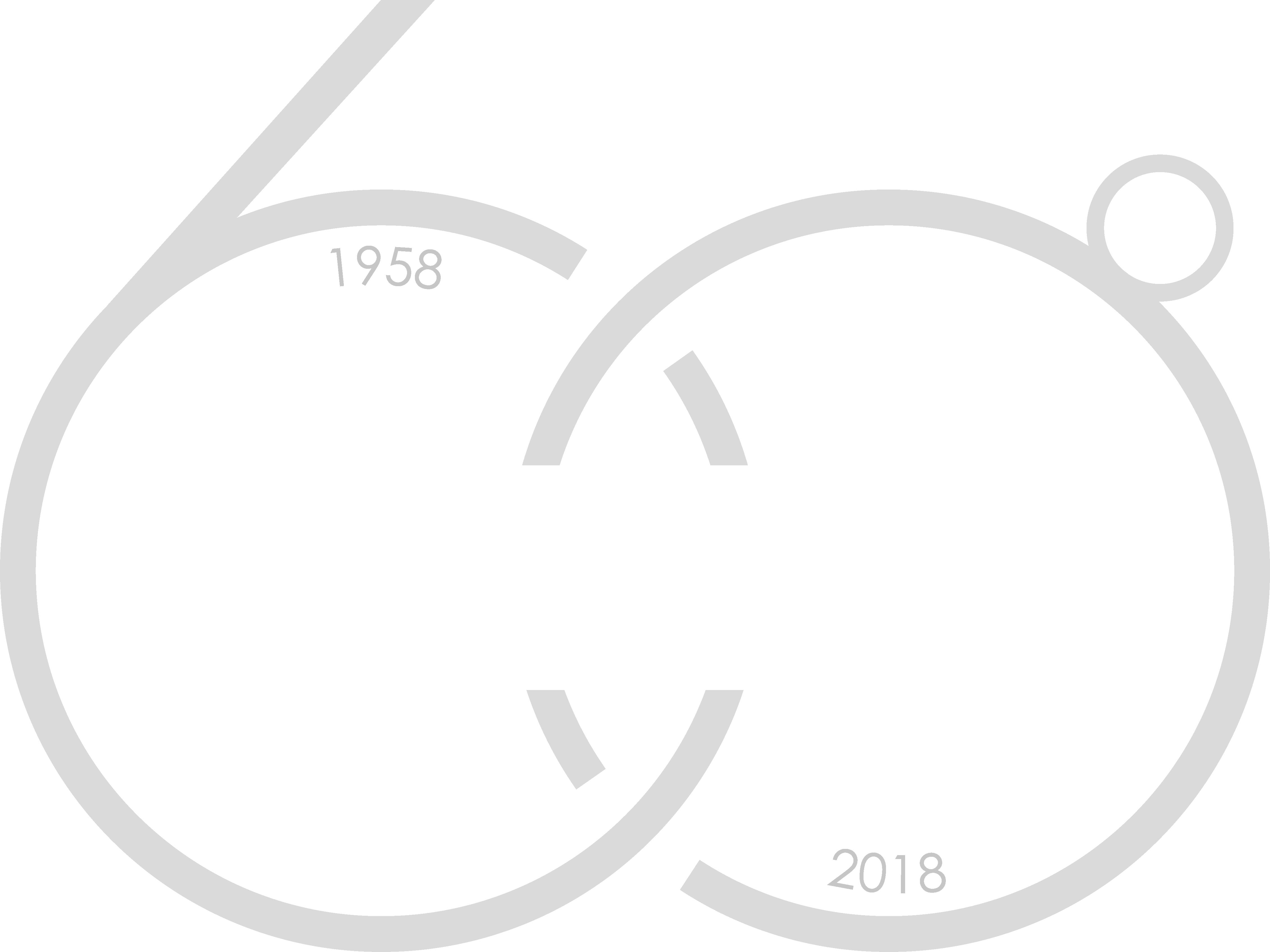 FRATTINI Rubinetterie - 1958-2018 - 60th Anniversary